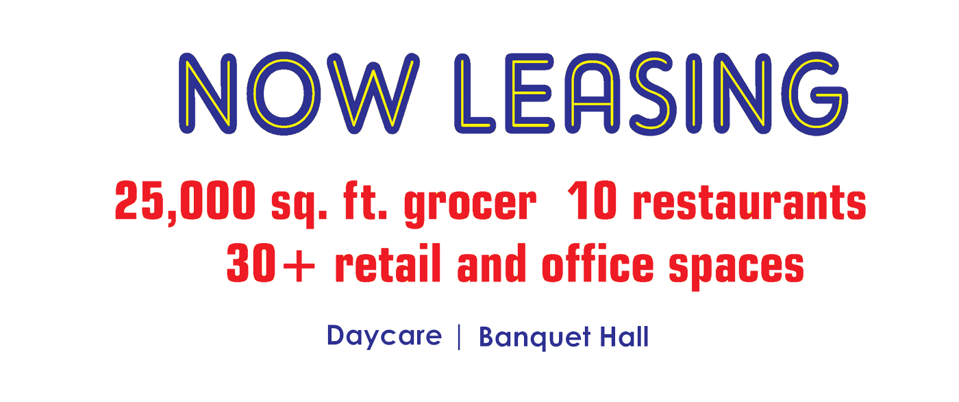 Mall of India Leasing Now